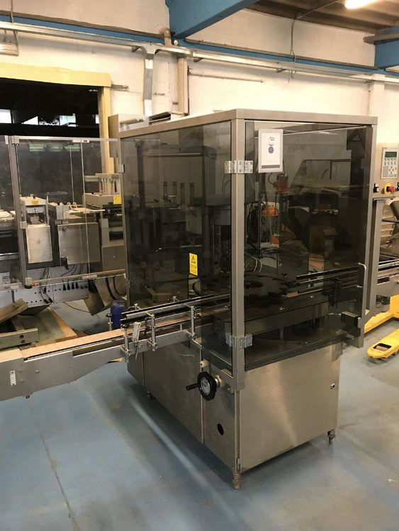 Other AVM 730 Automatic capping machine