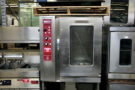 Blodgett Gas Combi Oven