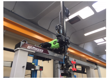 Wittmann W 621, ROBOT