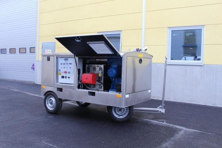 D120 HYBRID Aircraft Heater
