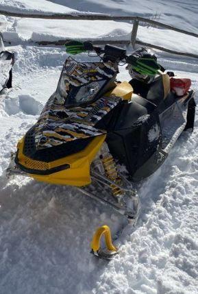 Ski-Doo 600RS 2T