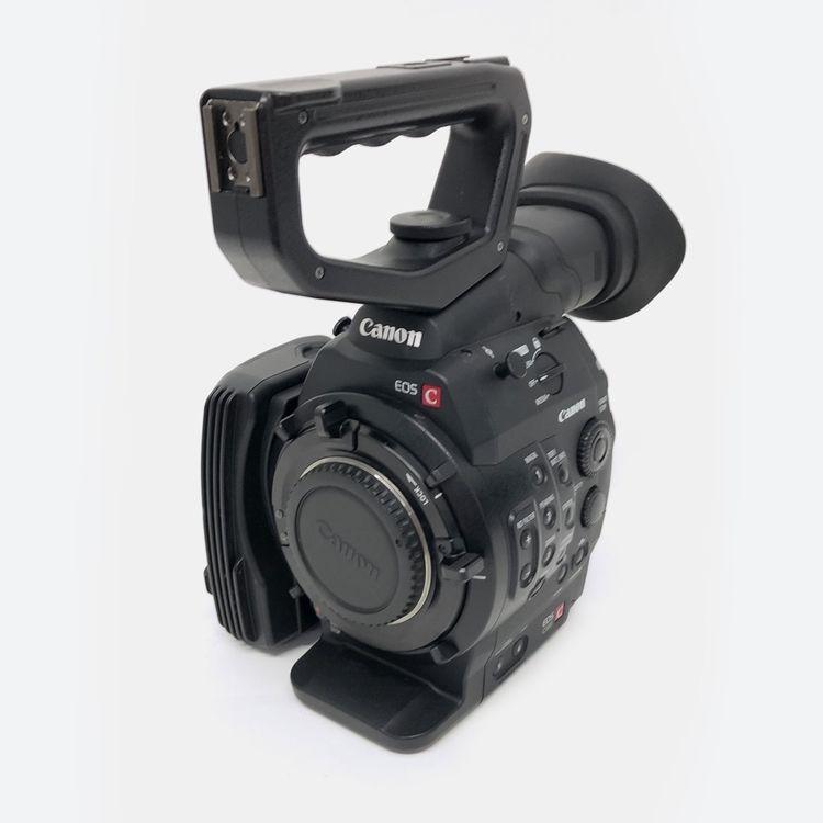 Canon C500 4K digital cinema camera