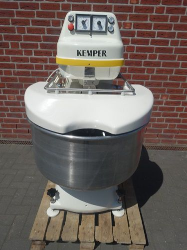 Kemper SPL 75 spiral kneader