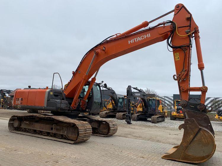 Hitachi ZX 350 LC Tracked Excavator