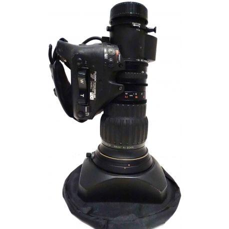 Fujinon HA16x6.3BERM-M58 Wide angle ENG HD lens