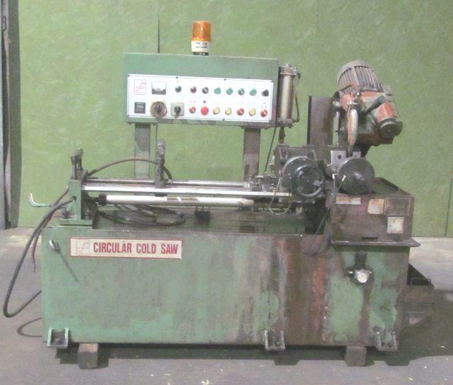 Fong Ho  300A Cold Saw semi automatic