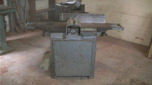Multico SURFACE PLANER