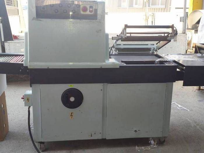 Sfere Embalage S.A tl 50/40 E, Wrapping machine 50 x 40 cm