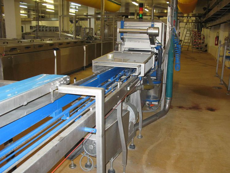 BONINI & BORELLI SANDWICH PRODUCTION LINE