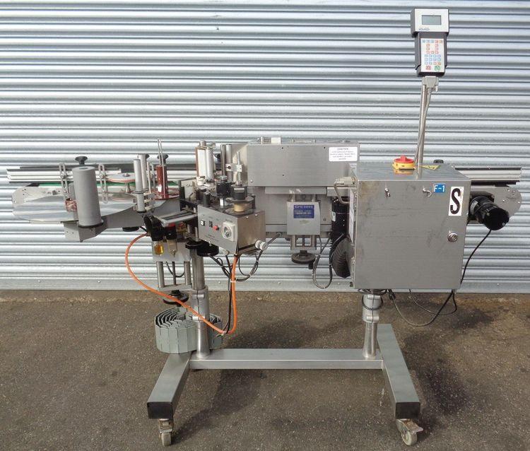 CVC 300 II Automatic Pressure Sensitive Labeler