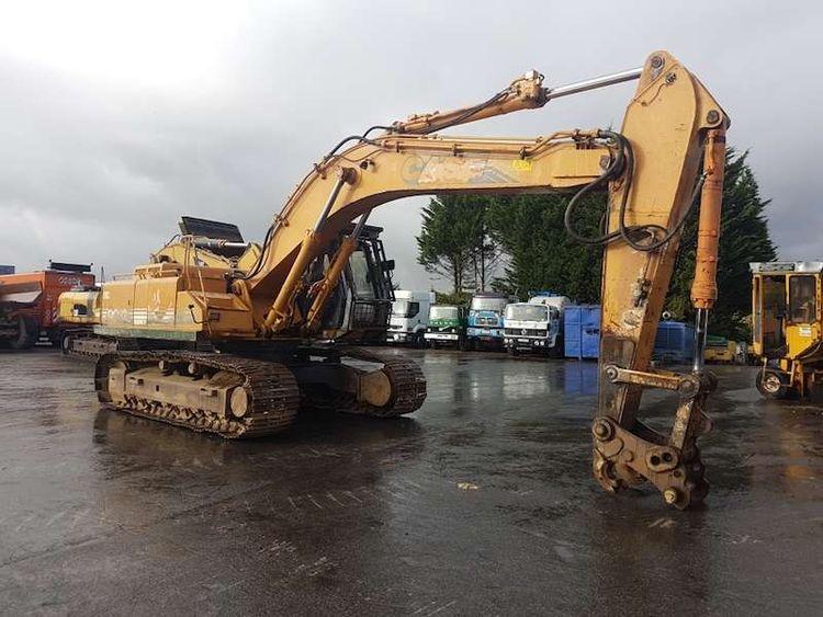 Case 9033 Crawler Excavators