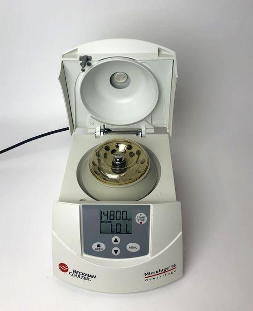 Beckman Microfuge 16 Centrifuge