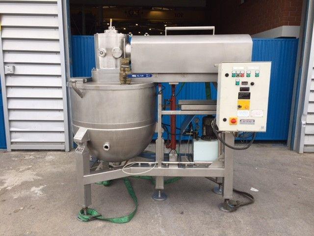 Foodmek planetary mixer