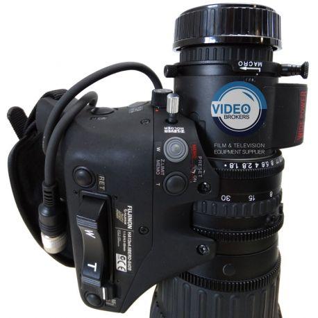 "Fujinon HA13x4.5BERD-S4DB HD Broadcast wide angle ENG lens 2/3"""