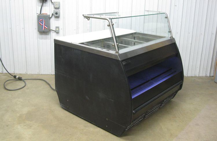 Structural Concepts FSP4837R Prep Table Case Merchandiser
