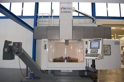 Hankook VTB 140 Vertical lathes