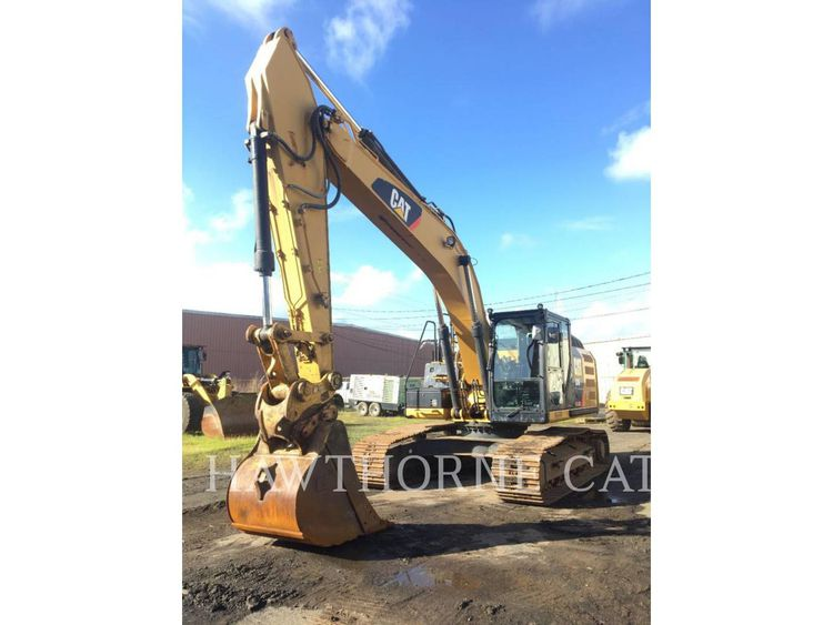 Caterpillar 324EL TRACK EXCAVATORS