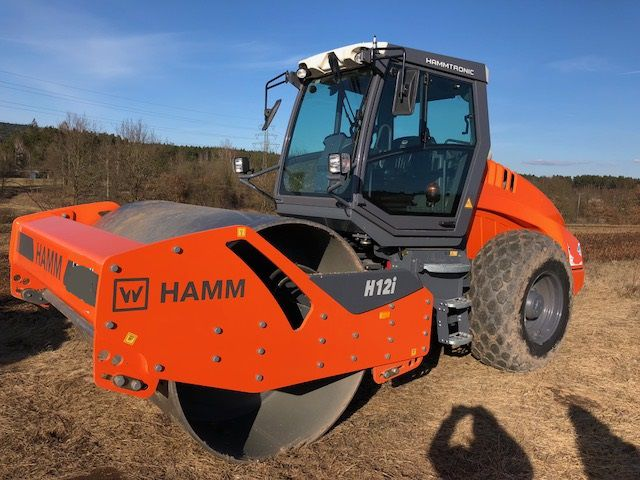 Hamm H12i Compactors