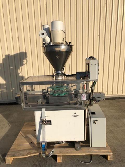 Arenco 250B INLINE POWDER FILLING MACHINE