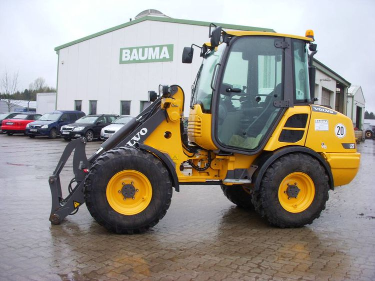Volvo L 25 F Wheel Loader