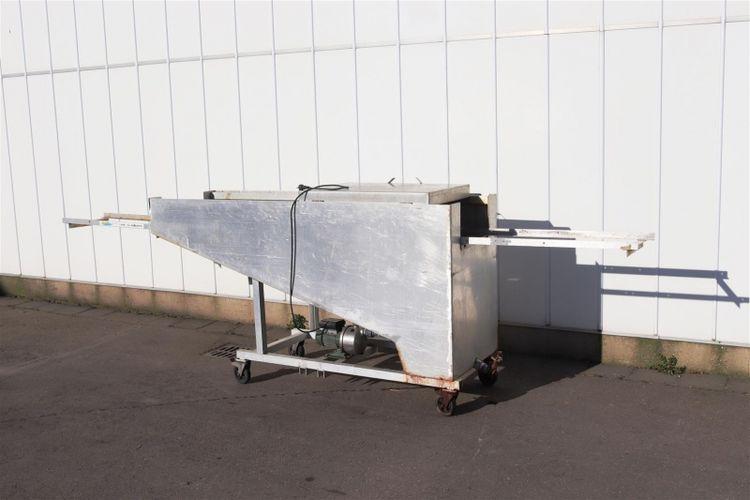 Smit crate disinfectant / sprinkler
