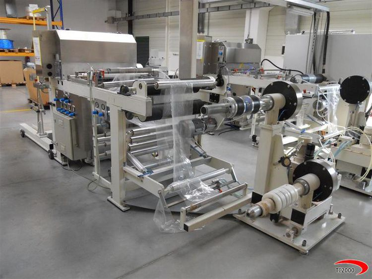 Heidelberg RB  180-520mm Pauches and vacuum bag making