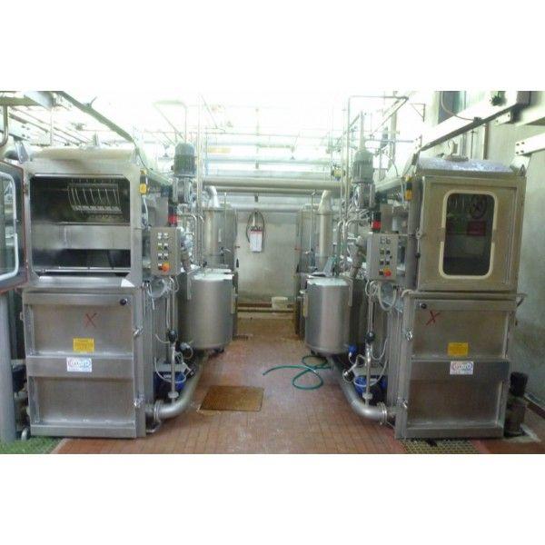 2 Laip Flow-98 Gradi, Airflow dyeing