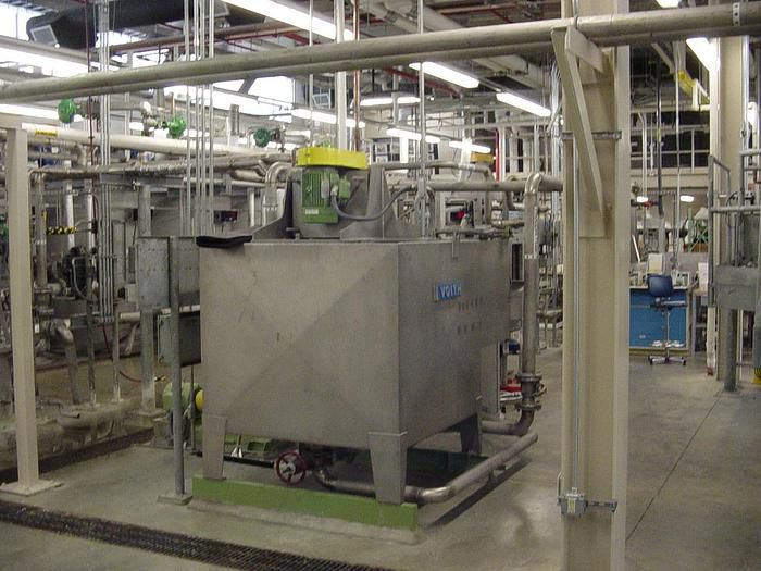 Voith LAB FLOTATION DEINK CELL 1500 litres