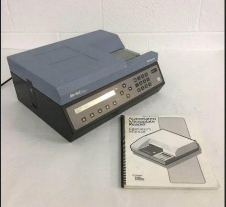 Titertek Plus MS2 Microplate Reader