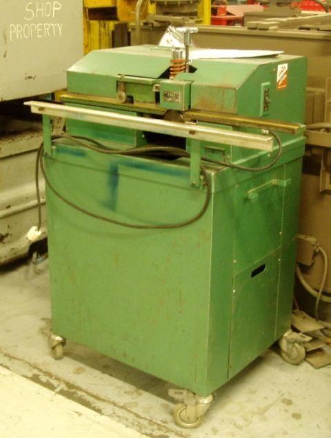 Falls D-BURR 111 Metal Deburring Machine