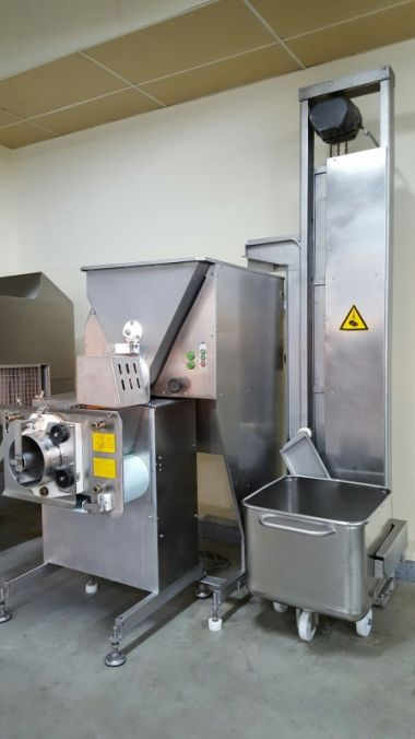 Baader 997/697/515/535, Automatic Separating Installation
