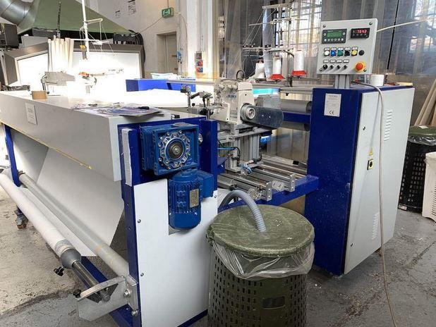 Texma T-2l Overlock automatic sewing line