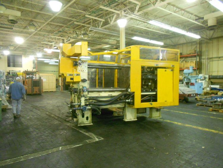 Husky GL300 DP100/110 E100 PET Preform Injection moulding machine