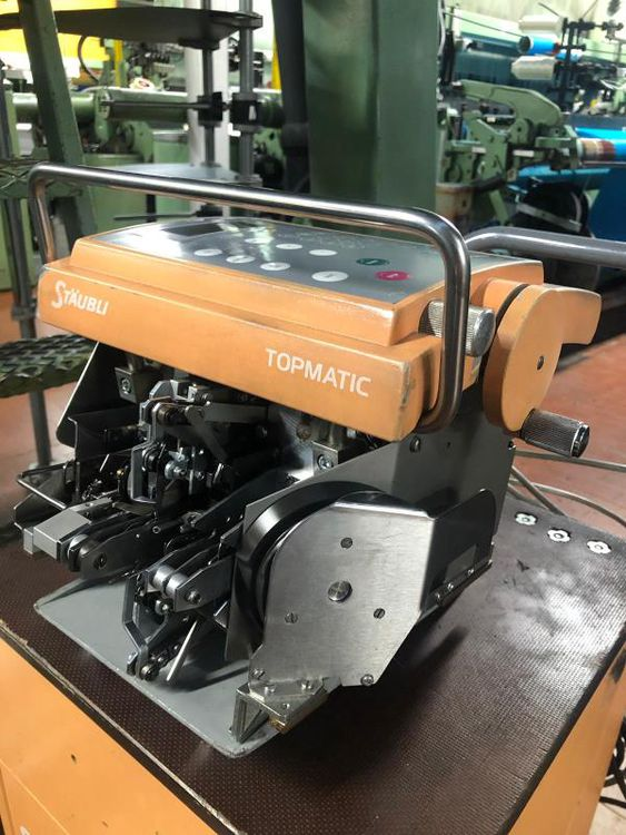 Uster PC 310 Knotting machine