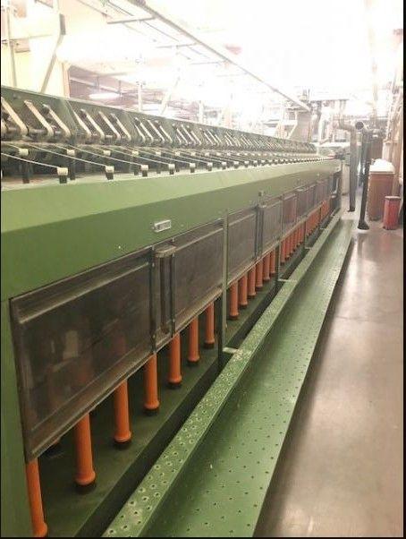 Zinser RO-WE-MAT 670 Roving frames