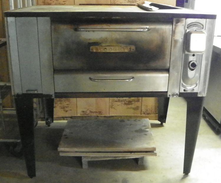 Blodgett 1000S Pizza Oven