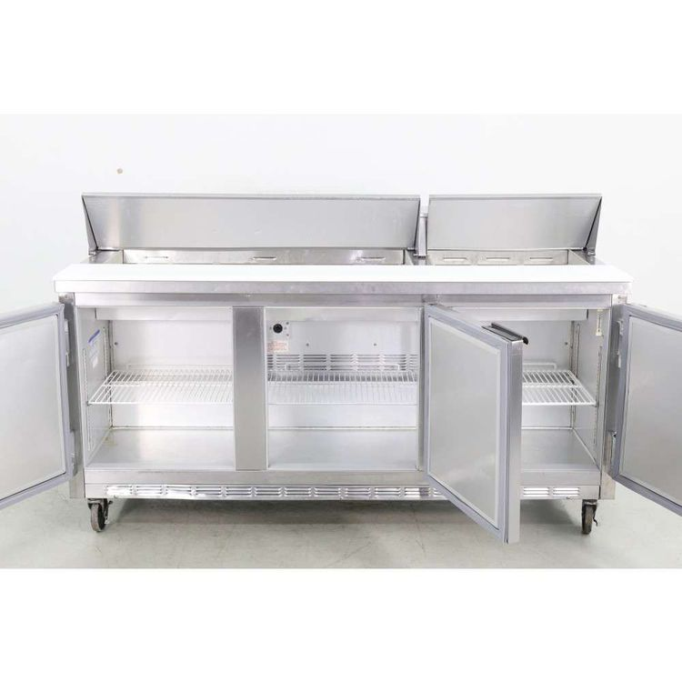 Beverage Air SP72 Refrigerated Sandwich Prep Table