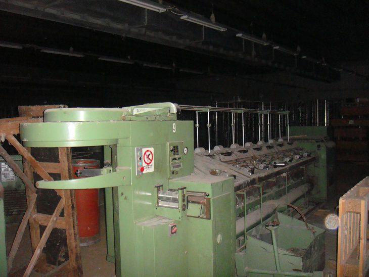 40 Blowroom, Carding, Rieter, Schlafhorst Used Spinning Machinery for Sale!