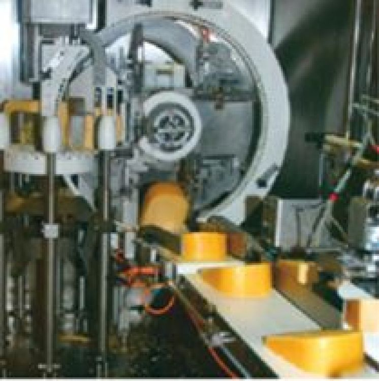 Alpma SC150 Cheese Cutting Machine