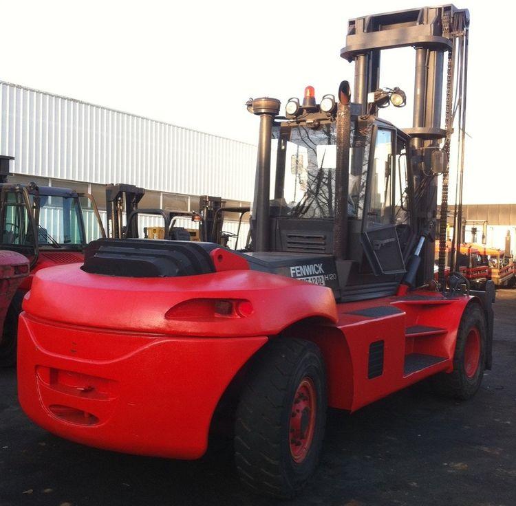 Fenwick H120D Forklift 12 kg
