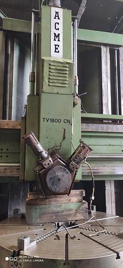 Acme TV 1800 CN Vertical Turning Lathe