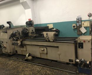 WMW Heckert ZFWVG 250x2000 Thread milling machine