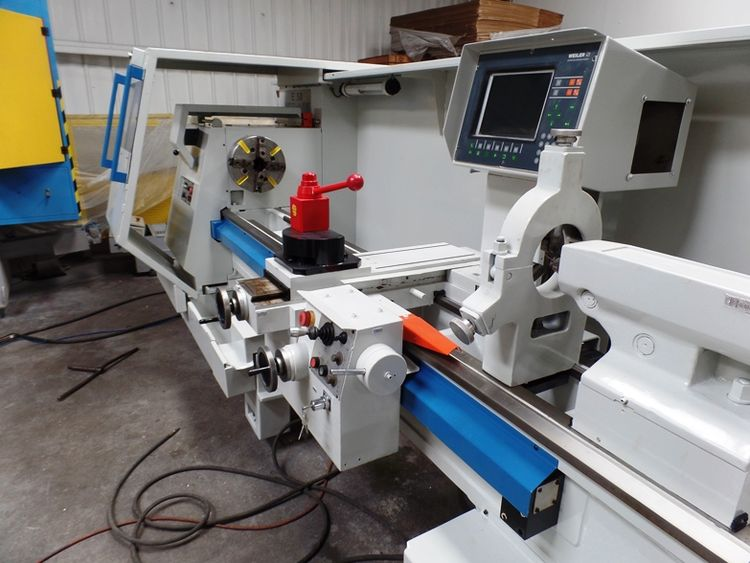 Weiler Yes, Weiler/Siemens T&L control Variable E-50 TEACH AND LEARN FLAT BED ENGINE LATHE 2 Axis