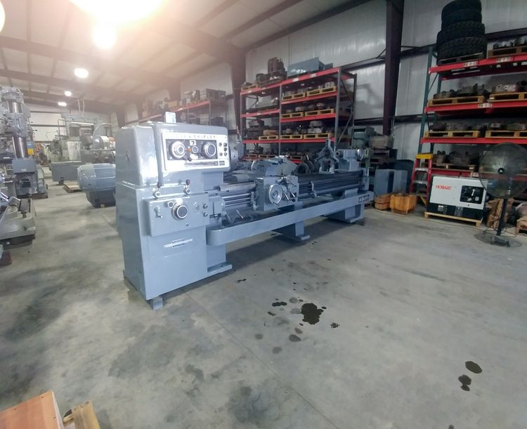 Lodge & Shipley Engine Lathe 2000 rpm 2013-17 POWER TURN