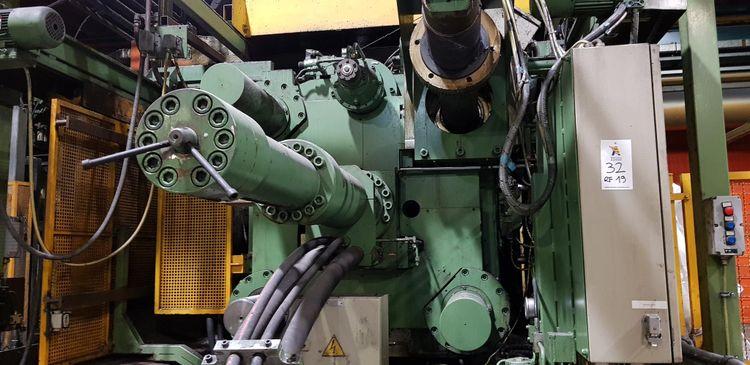 Idra OL 700/800 III Die-casting press