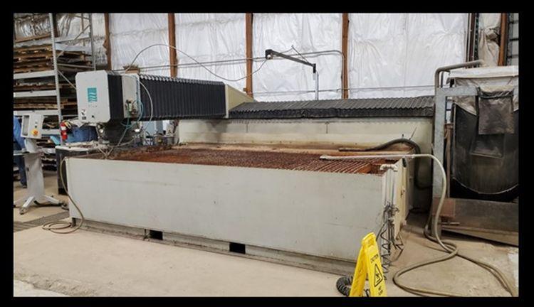 Flow 713633-1 CNC Control