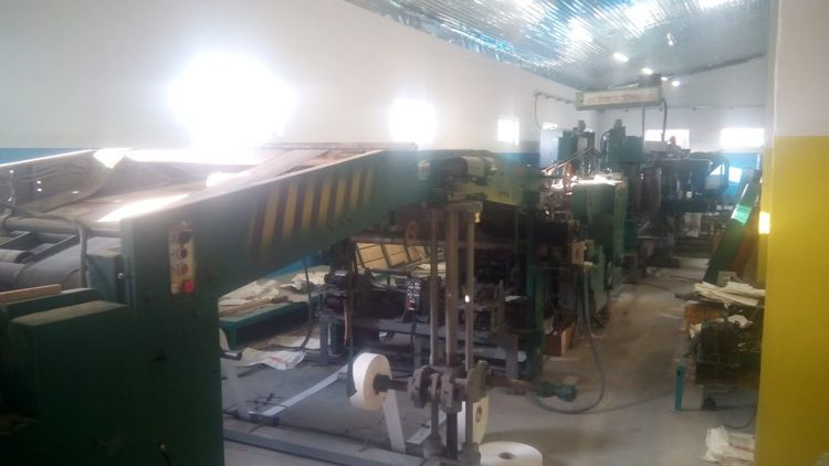 Others Bottomer 530 Bag/Sack Machines