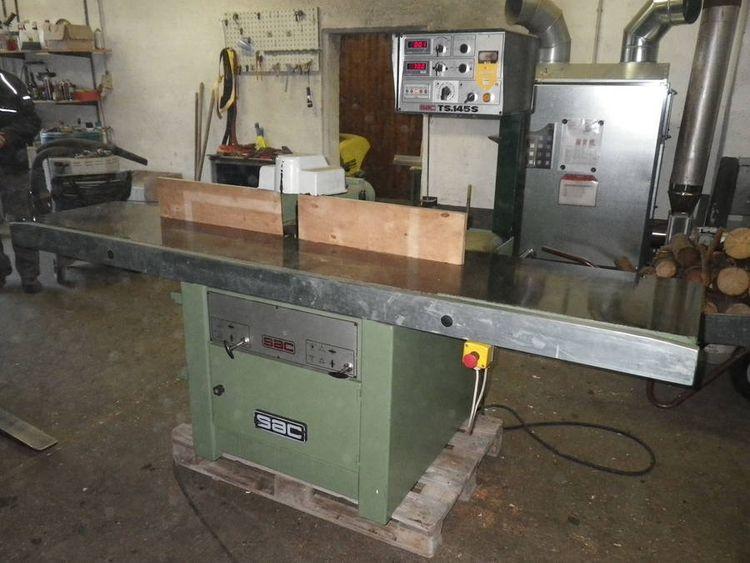 Sac TS.145S, Tilting Spindle Moulder