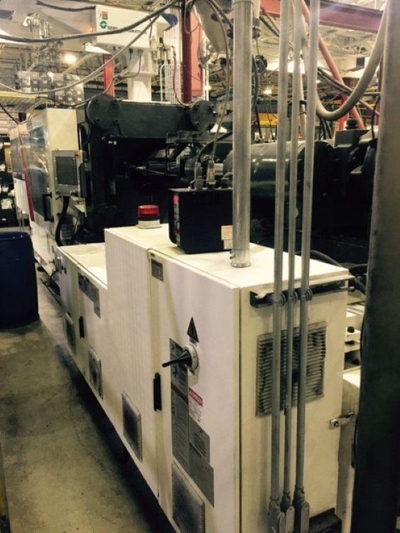 2 Cincinnati Milacron MTS-500 500 T