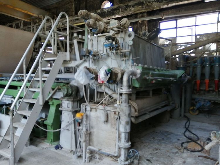 2- layers Fluting & Test liner paper machine 2.500 mm 92 – 150 gsm 150 TPD